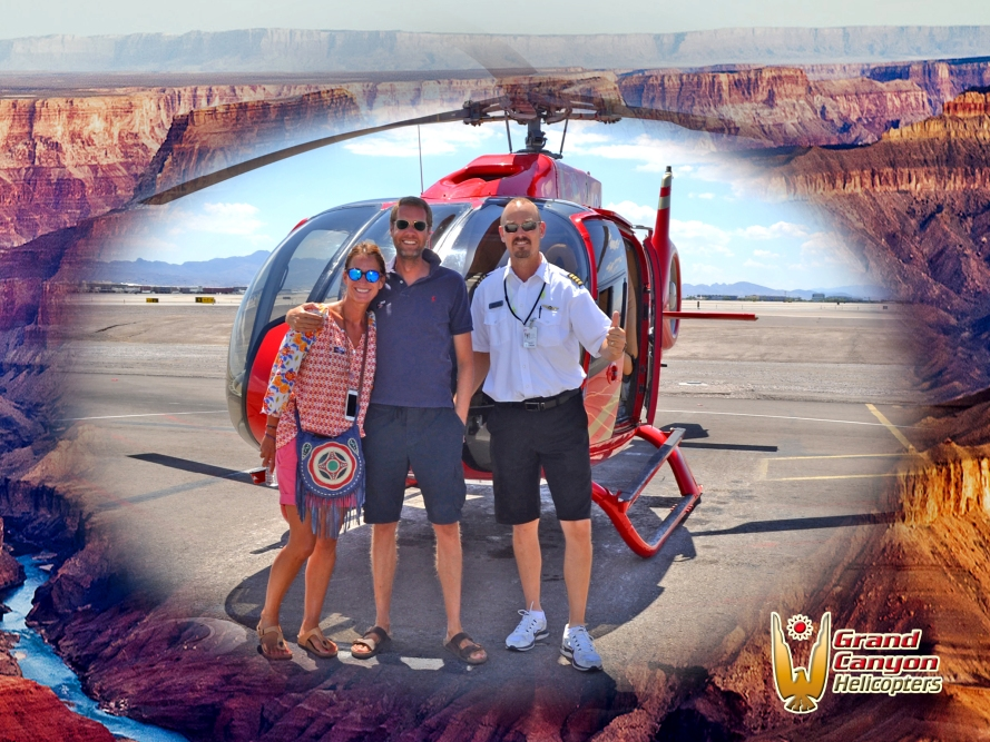 Heli Grand Canyon