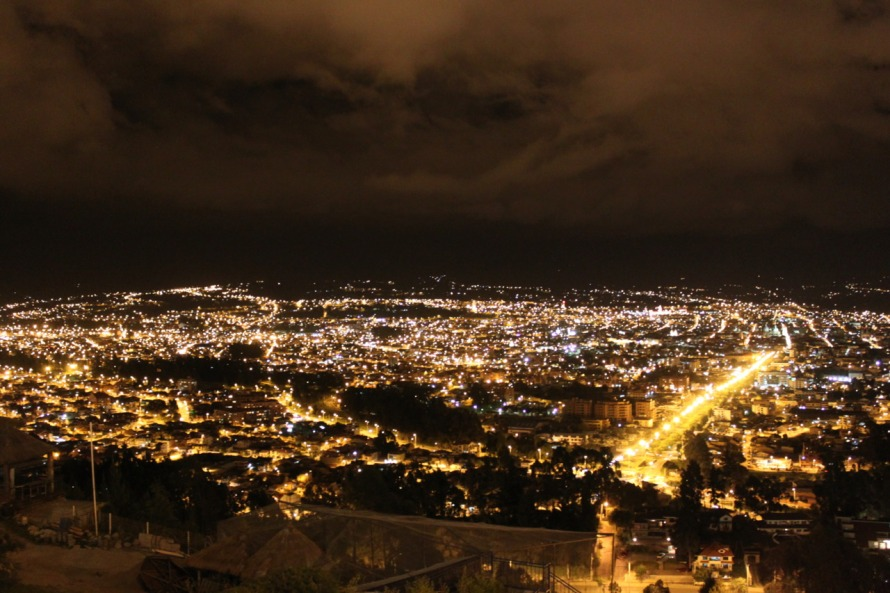 cuenca night